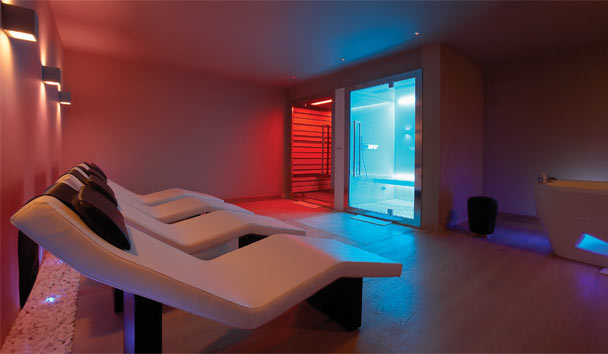 A leading spa in Greece, take a moment to indulge in a spot of pampering