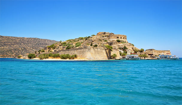 Families will love visiting the intriguing island of Spinalonga