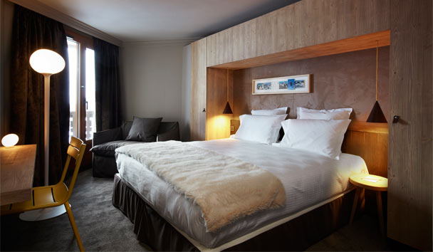 Le Val Thorens: Privilege Room