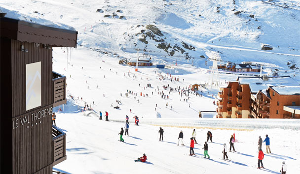 Le Val Thorens: Exterior