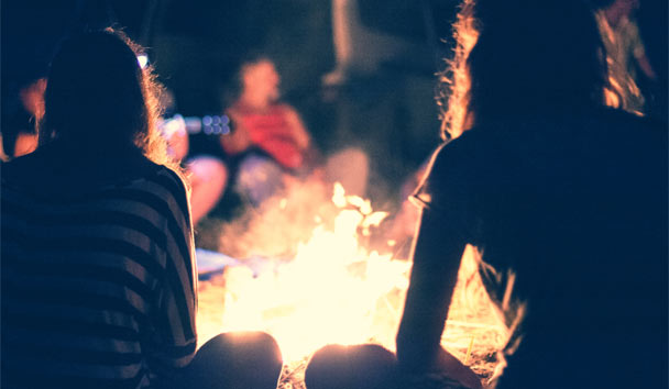 Best for Families: Children's Clubs with Added Smores!