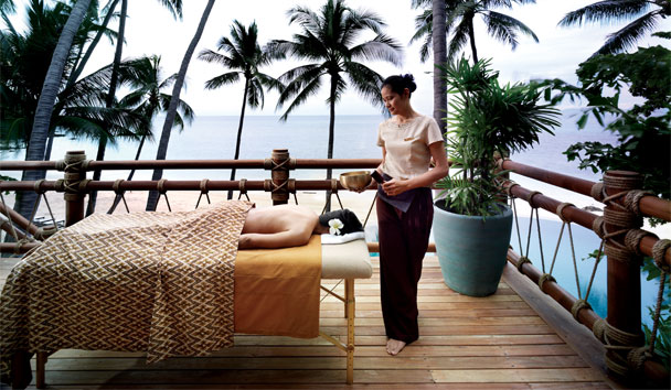 Four Seasons Resort Koh Samui: Spa
