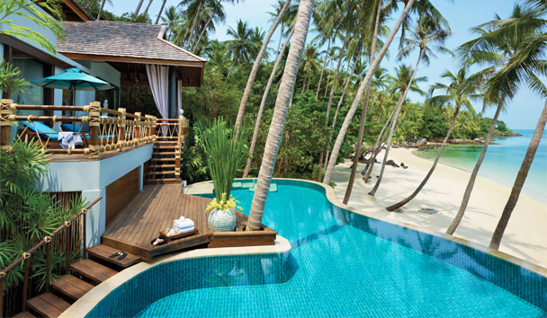 Four Seasons Resort Koh Samui: Beach Villa and Private Pool