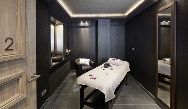 Hotel Fitz Roy: Spa Treatment Room