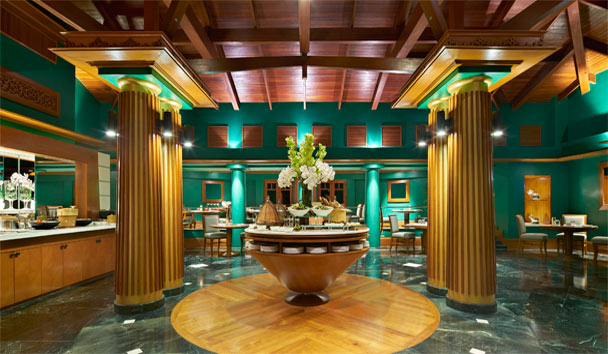Chiva-Som International Health Resort: Emerald Room