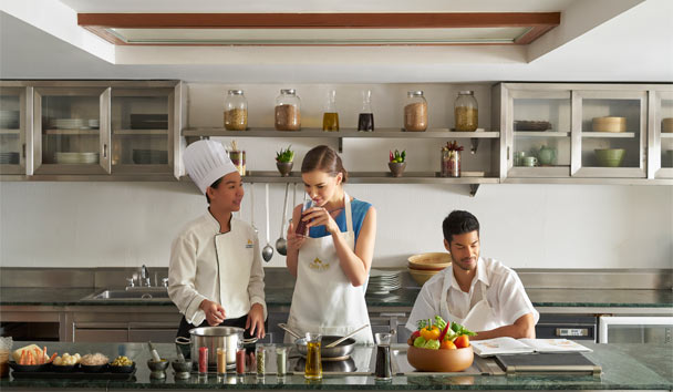 Chiva-Som International Health Resort: Cookery Classes