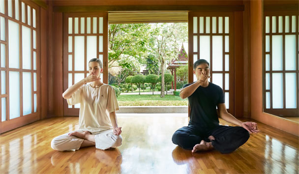 Chiva-Som International Health Resort: Yoga