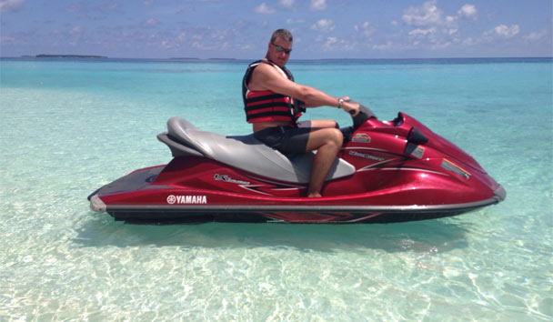 Paul Galloway: Jet Ski Fun