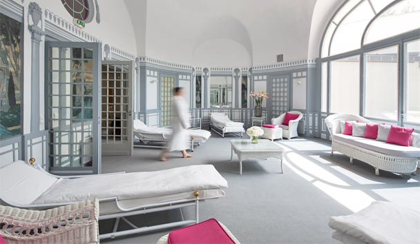 Best of Europe: Hotel Royal, Evian Spa