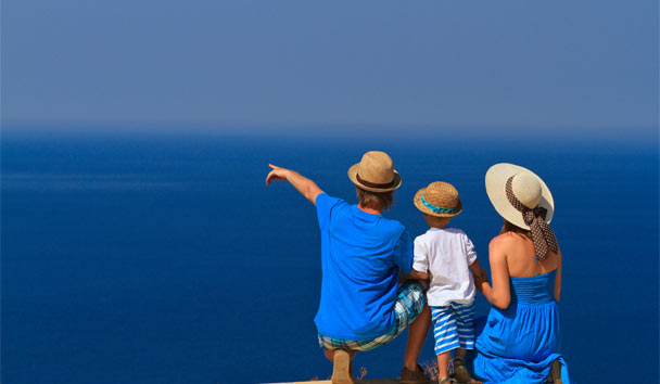 Uncover the greatness of Greece: Family Fun