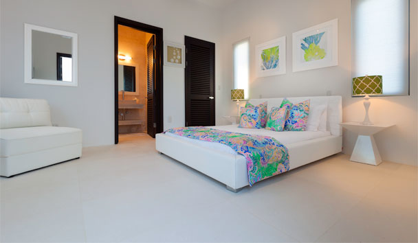 The Beach House, Meads Bay: Double Room
