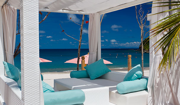 The BodyHoliday: Beach Cabana Relaxation