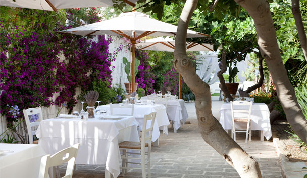 Canne Bianche: Timo Restaurant