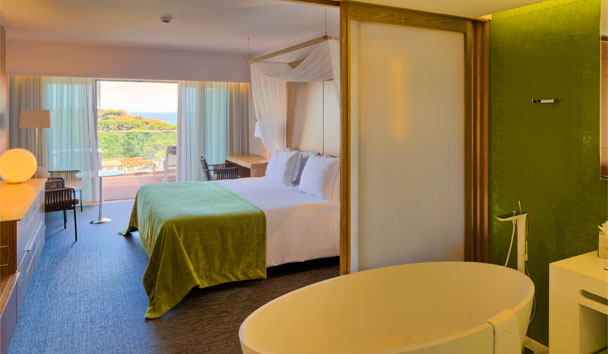EPIC SANA Algarve Hotel: Deluxe Room Ocean Facing