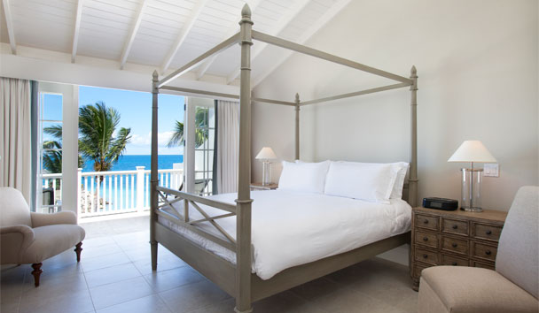 Pelican House at Blue Waters: Bedroom