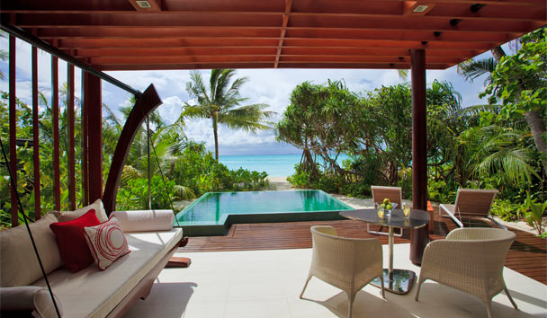 Niyama Private Islands: Beach Studio with Pool