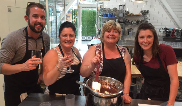 Getting to know The Golden State: The Gourmandise Cookery School