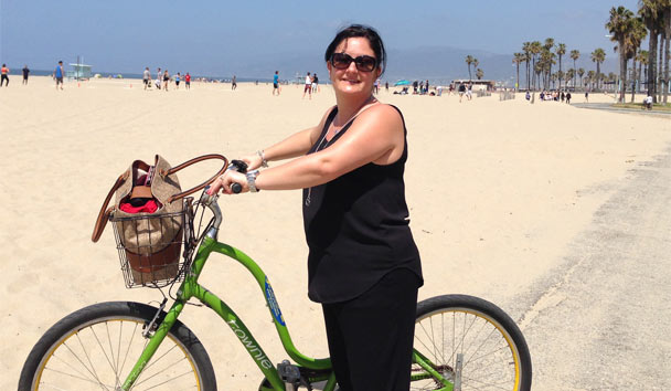 Getting to know The Golden State: Vicky's Santa Monica to Venice Beach Bike Tour