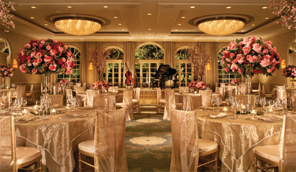Four Seasons Hotel Los Angeles at Beverly Hills: Interior View
