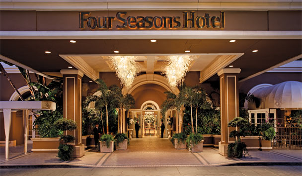 Four Seasons Hotel Los Angeles at Beverly Hills, United States of America