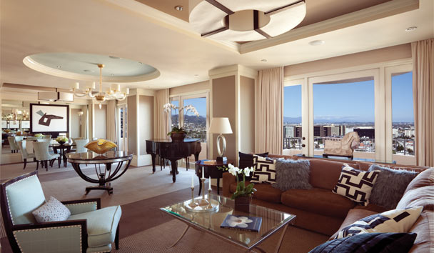 Four Seasons Hotel Los Angeles at Beverly Hills: Presidential Suite East