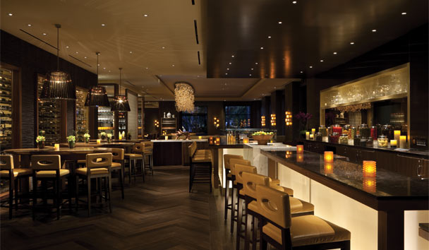 Four Seasons Hotel Los Angeles at Beverly Hills: Culina Restaurant