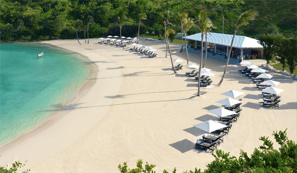 Hamilton Princess & Beach Club, A Fairmont Managed Hotel: Beach Club Restaurant