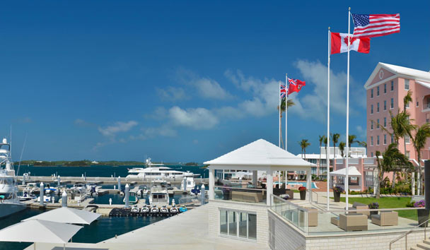 Hamilton Princess & Beach Club, A Fairmont Managed Hotel: Princess Marina