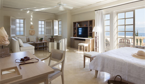Anassa: Junior Suite