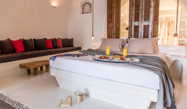 Andronis Boutique Hotel: Prestige Suite