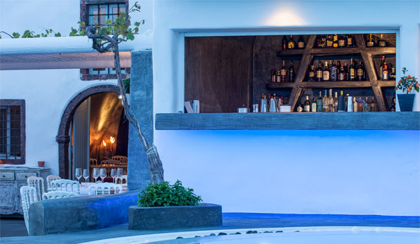 Andronis Boutique Hotel: Bar