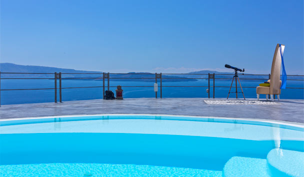 Andronis Boutique Hotel: Swimming pool