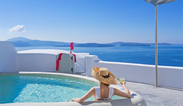 Andronis Boutique Hotel: Executive Suite with Plunge Pool