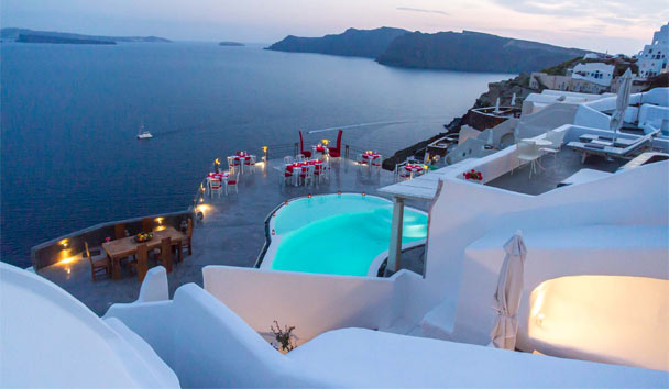 Andronis Boutique Hotel, Greece