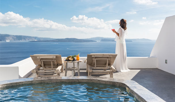 Andronis Luxury Suites: Exceptional Suite