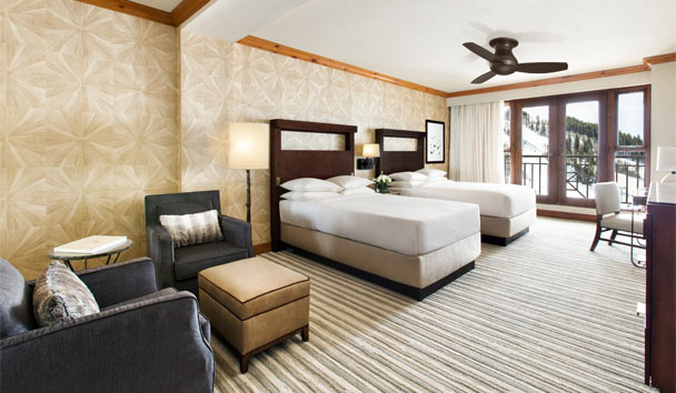 Park Hyatt Beaver Creek Resort and Spa®: Standard Double Room