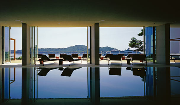 Villa Dubrovnik: Swimming Pool