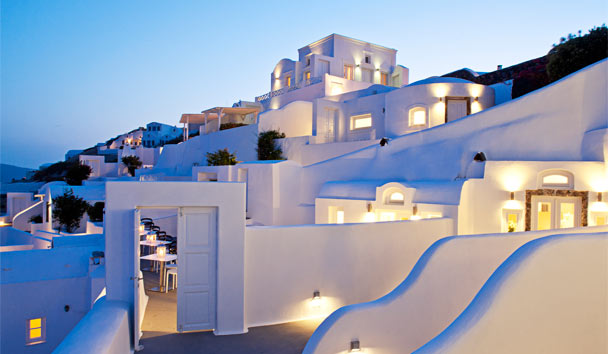 Canaves Oia Hotel , Greece