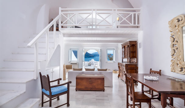 Canaves Oia Hotel: Grand Suite with Plunge Pool