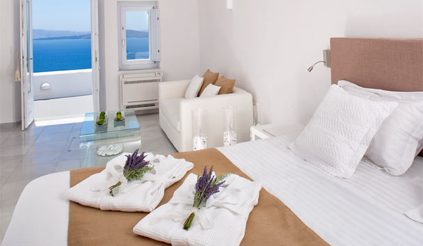 Canaves Oia Hotel: Superior Suite