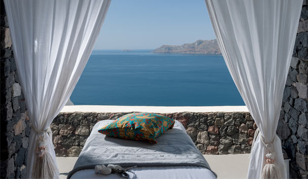 Canaves Oia Suites: Scenic Spa