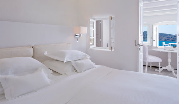 Canaves Oia Suites: Guest Accommodation