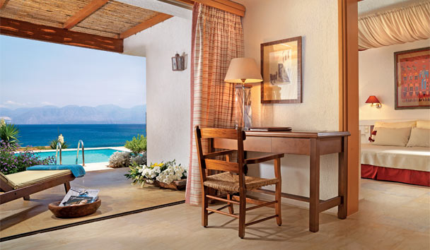 Elounda Mare Relais & Châteaux Hotel: Superior Bungalows with Private Pools