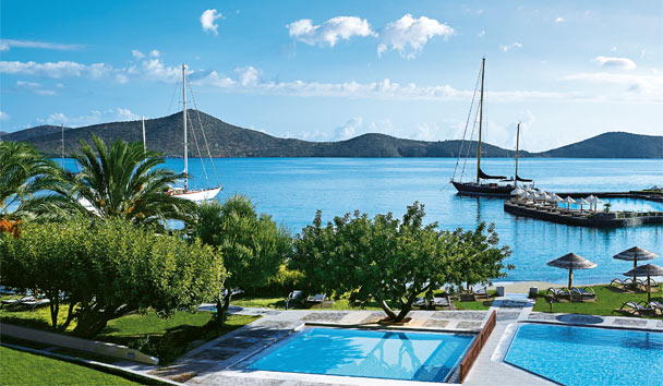 Porto Elounda GOLF & SPA RESORT, Greece