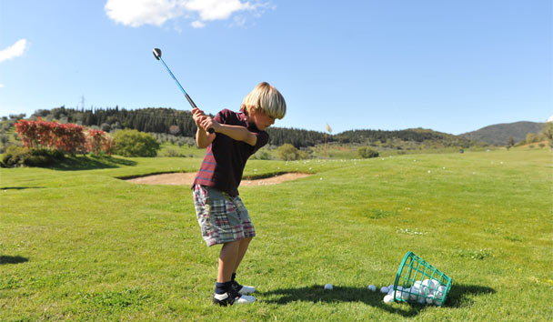 L'Andana: Golf For Children