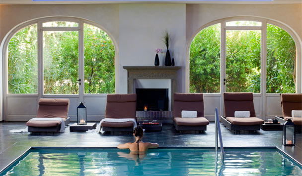 L'Andana: Indoor Swimming Pool