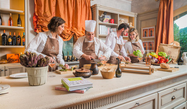 L'Andana: Cooking Lesson