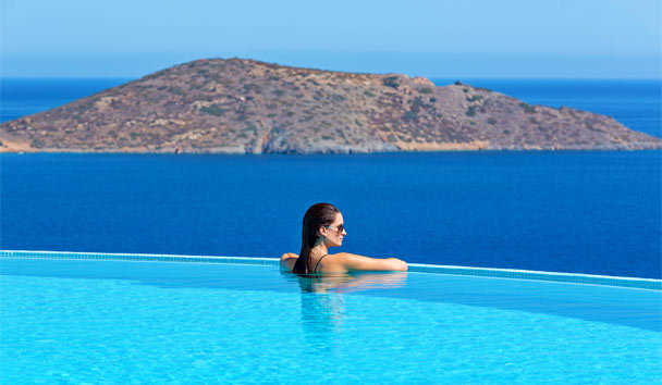 Elounda Gulf Villas & Suites: Royal Spa Pool Villa