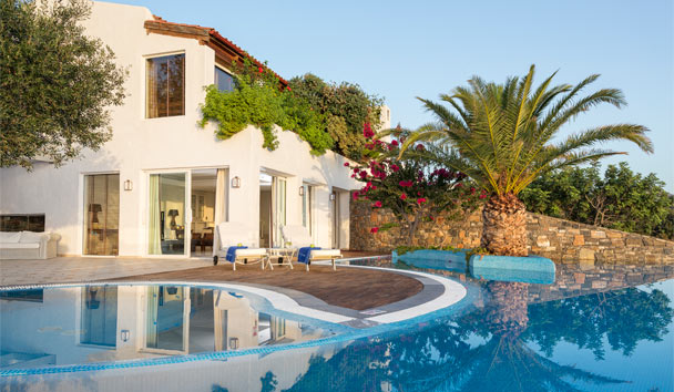 Elounda Gulf Villas & Suites: Presidential Spa Pool Villa