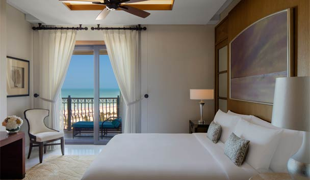 The St. Regis Saadiyat Island Resort: Astor Suite